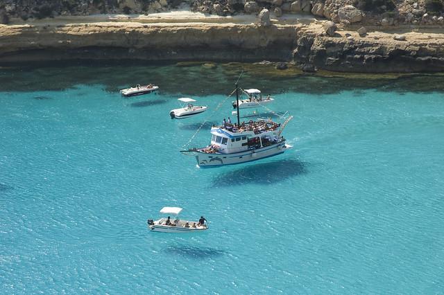 Lampedusa barche volanti
