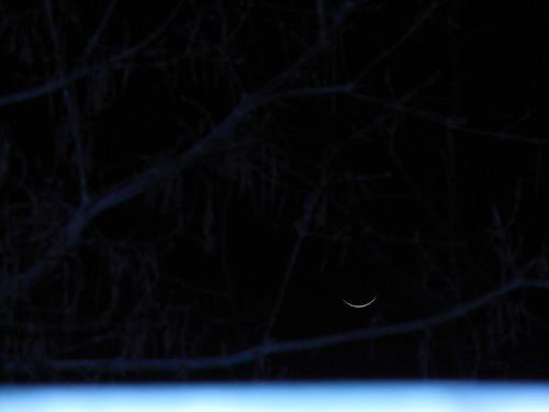 New Moon _ 1563
