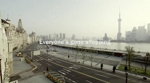 "Taobao ""Empty City"""