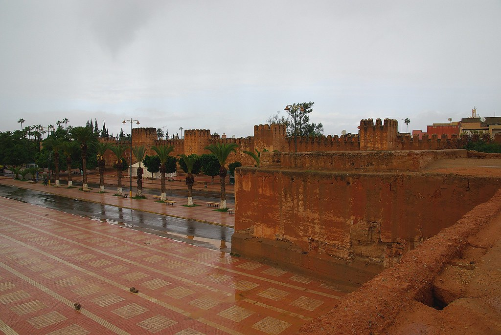 Square in Taroudant