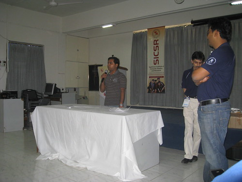 Prize distribution for Programming Contest
