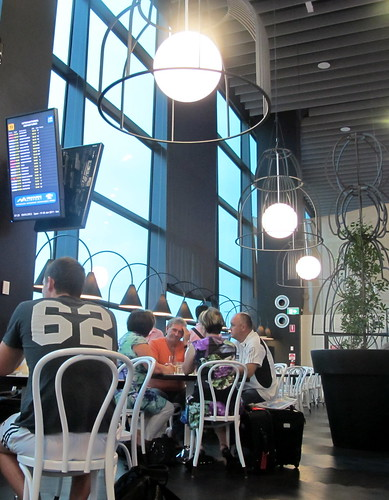Cafe Vue at Tullamarine Airport