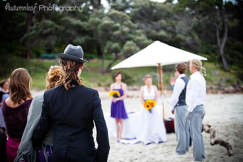 Rebecca & Loren - Ceremony