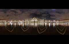 Capitole (J-BENOIT) Tags: panorama france architecture french pano toulouse stitched capitole samyang8mmf35 samyang8mm35fisheye