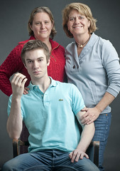 The don (petetaylor) Tags: family portrait laura vancouver studio chair nikon connor taylor plm alienbees pocketwizard stripbox petertaylorphotography wwwpetertaylorphotocom