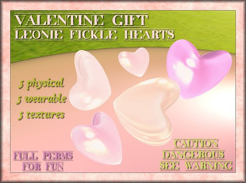 Fickle Hearts Valentine Gift