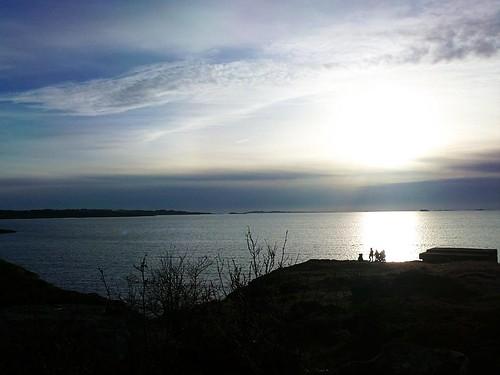 Nordsjøruta seaside