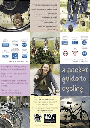 Pocket Guide to Cycling