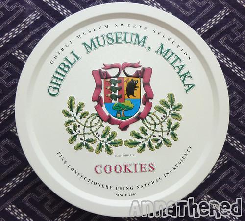 Ghibli cookies
