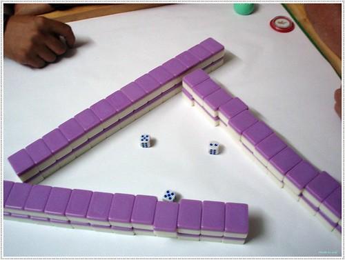 3 Leg-Mahjong