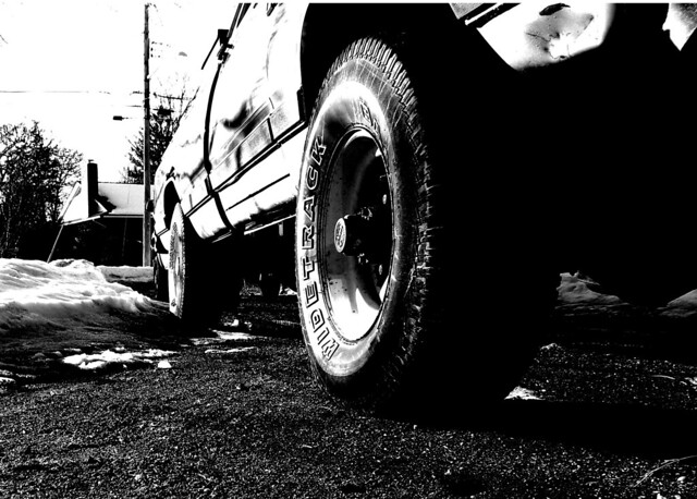 truck tire cumminsdiesel 1989dodgeram