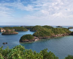 Hundred Islands (SweetCaroline) Tags: island philippines olympus gb pk zuiko sweetcaroline indio pangasinan hundredislands falala 1442mm carolineespejon