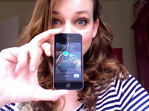 My iPhone...finally