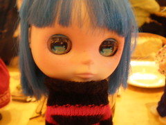 Astrid's Dreamy Eyes (Liz/Daifuku_Darling) Tags: fun factory cheesecake much blythe meet cincinnatti