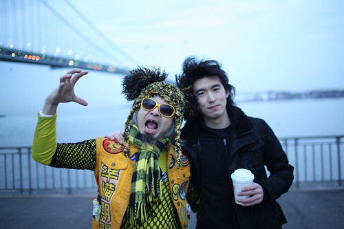Peelander-Z // 2011 video shoots