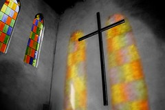 Promise (Lukas_wue) Tags: church cutout kirche promise hoffnung colorkey keying kimahausbremerhaven