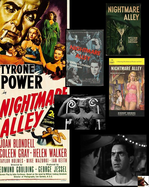 NIGHTMARE ALLEY [1947] by mhdantholz