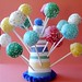 "Birthday Party Hat Cake Pop Display • <a style=""font-size:0.8em;"" href=""http://www.flickr.com/photos/59736392@N02/5462847429/"" target=""_blank"">View on Flickr</a>"