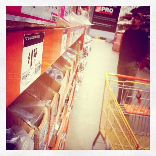 Home depot day