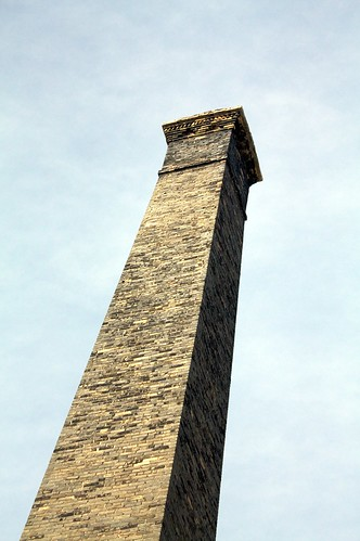 Goldie Mill Chimney