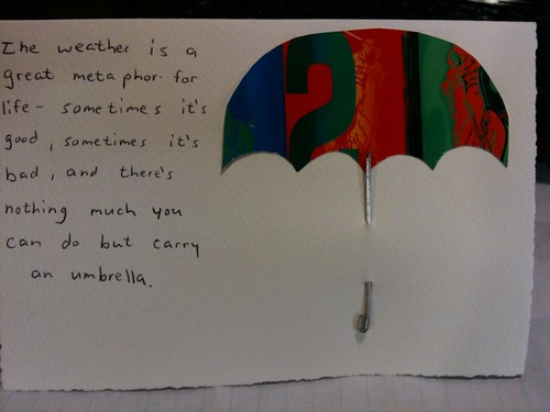 umbrella card 1