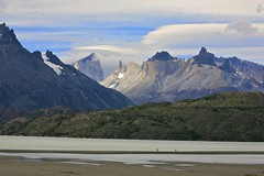 People in the Foreground (Alex E. Proimos) Tags: chile road park travel wallpaper patagonia mountains argentina del america spectacular heaven day tour cloudy parks visit national planet andes wikipedia sur lonely iconic section geographic wiki torres paine southernmost naturesfinest greatshots supershot topshots abigfave flickraward flickrdiamond photosandcalendar worldwidelandscapes thebestofday natureselegantshots panoramafotografico proimos theoriginalgoldseal flickrportal flickrtravelaward