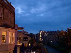 Night View From Bridge