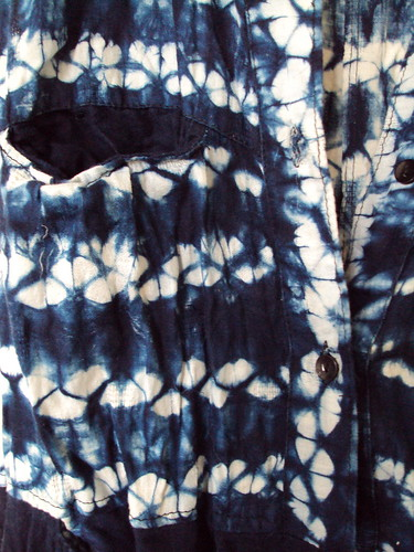 Tie Dye Jumpsuit (detail)