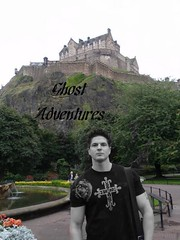 Zak Bagans Ready for adventure