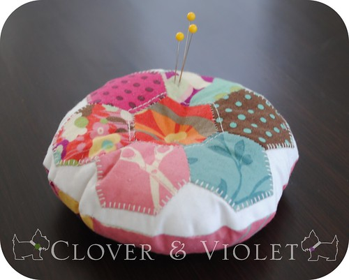 Wonderland Pincushion