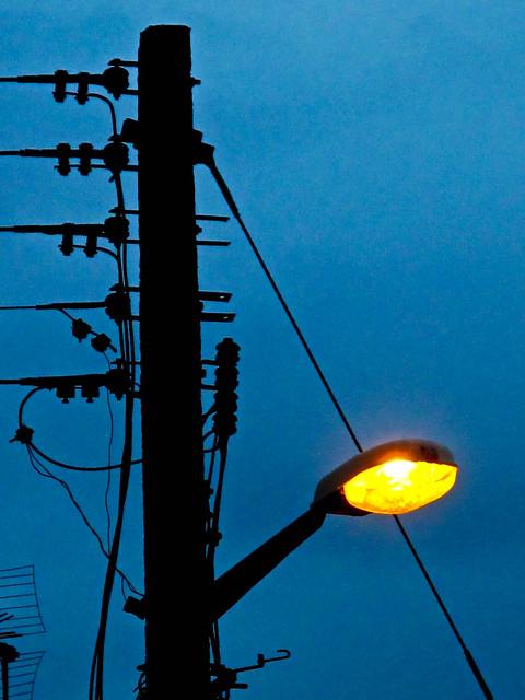 IMG_0923 Street Lamp  , 街灯