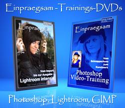Photoshop und Lightroom-Training - Verlosung - Gewinnspiel