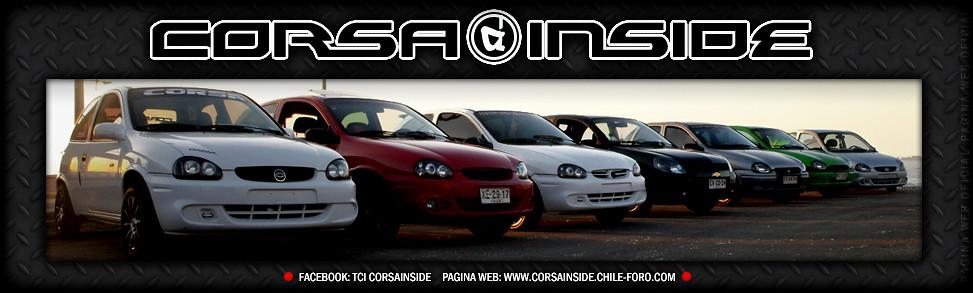 Corsa Inside Chile