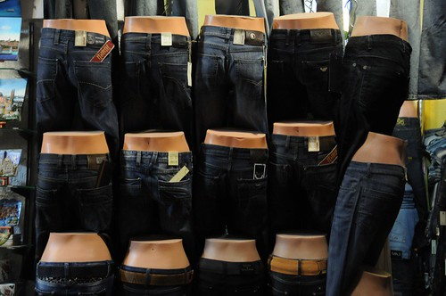 Jeans anyone?