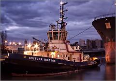 Svitzer Bidston (LesAuld) Tags: birkenhead tugboat shipping mersey ziemiasuwalska svitzerbidston alfredlock