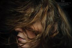 8_52 (Ainsley Joseph) Tags: hair nikon dof lips 2470mm wk8 d700 52wks