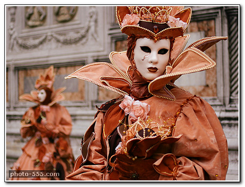 Venice Carnival. Free pictures for your blog or website.
