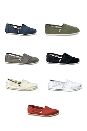 toms scarpe