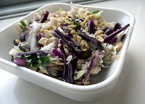 Asian-Inspired Slaw