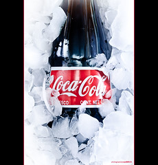 Addiction (Old One Eye) Tags: red ice bottle cola coke pop cocacola softdrink sodapop ourdailychallenge