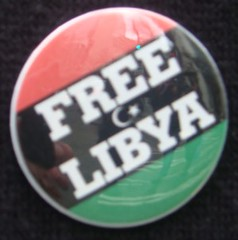 2.27.11 Seattle Rally for Libya (acraftyarab) Tags: africa seattle washington rally protest middleeast arab revolution dictator libya protesters regime libyan gaddafi qaddafi feb17 kadafi libyanprotests libyanrally mummargaddafi