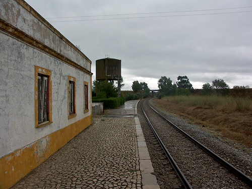 Apeadeiro de Viana do Alentejo, 2004.09.02