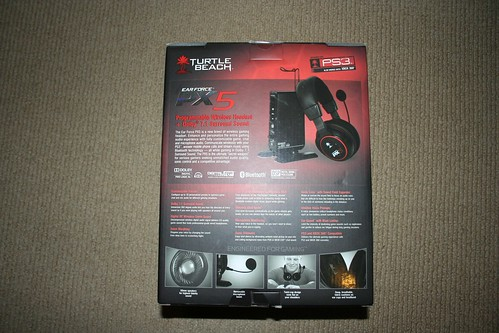 Turtle Beach PX5 Wireless Headset