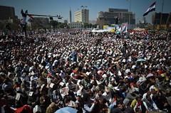 الجمعة 3 مارس 2011 في ميدان التحرير Friday, March 3, 2011 in Tahrir Square by أحمد عبد الفتاح Ahmed Abd El-fatah