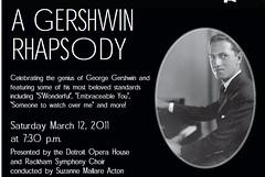 A Gershwin Rhapsody