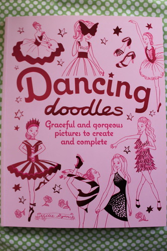 Dancing Doodles book