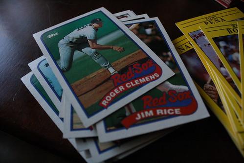 Roger Clemens, Jim Rice