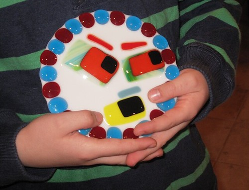 fused glass for kids