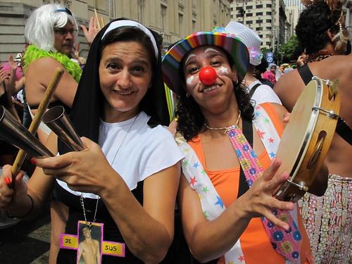 le carnaval de rio. Carnaval de Rio de Janeiro
