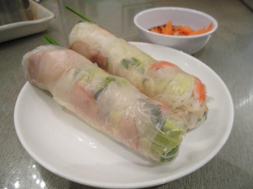 Phong Vinh  070311 Goi Cuon Tom Thit